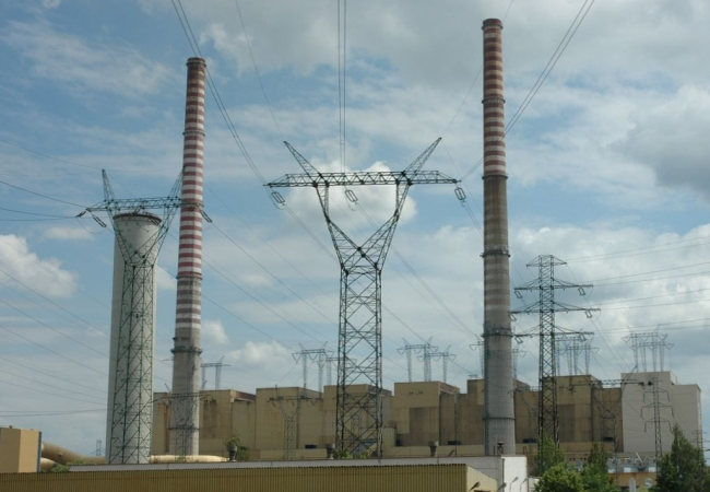 Бесконтактный мониторинг температуры оборудования на электростанциях в опасных зонах (Hana Engineering)