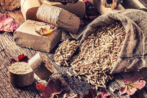 Ставка на экспорт - обзор российского рынка древесных пеллет