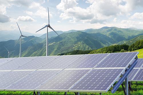 Рынок возобновляемой энергетики в России и мире